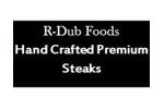 R Dub Foods logo