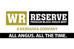 W R Reserve Logo