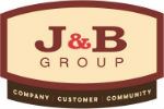 J&B Group logo