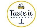 Taste it Presents Logo